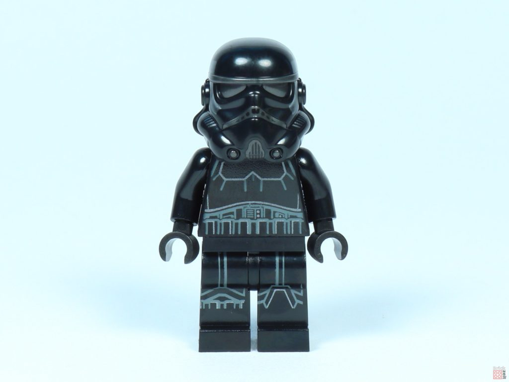 LEGO® Star Wars™ 75262 - Shadow Trooper, Vorderseite | ©2019 Brickzeit
