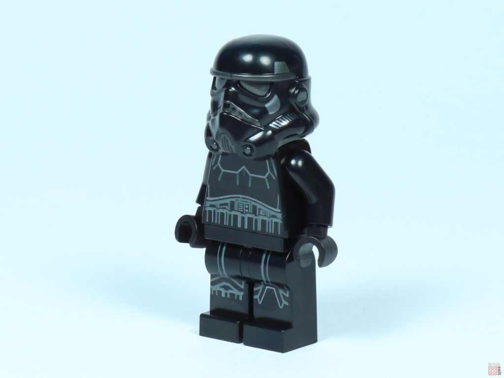 LEGO® Star Wars™ 75262 - Shadow Trooper, vorne links | ©2019 Brickzeit