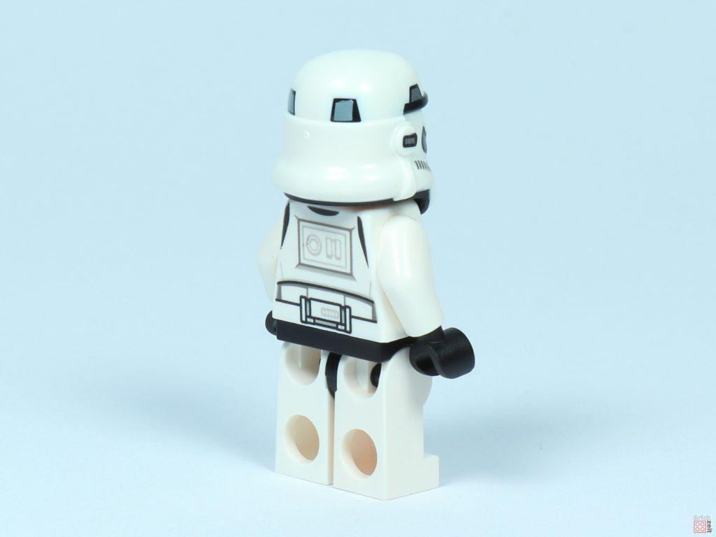 LEGO® Star Wars™ 75262 - Stormtrooper, hinten rechts | ©2019 Brickzeit