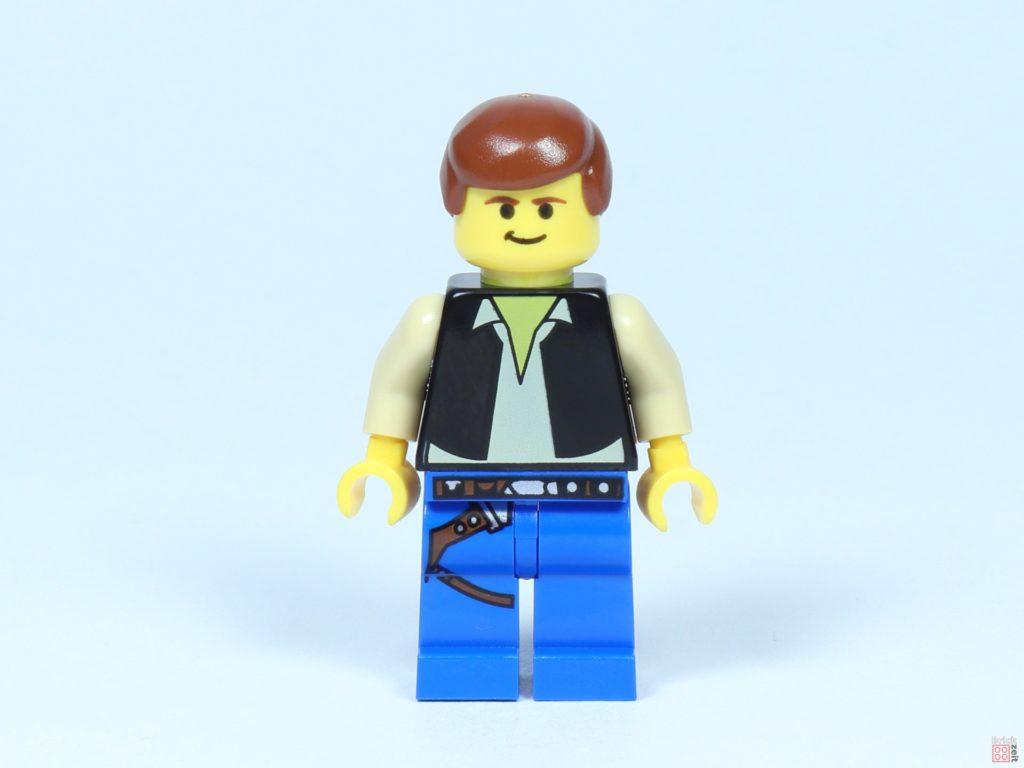 LEGO® Star Wars™ 75262 - Han Solo, Vorderseite | ©2019 Brickzeit
