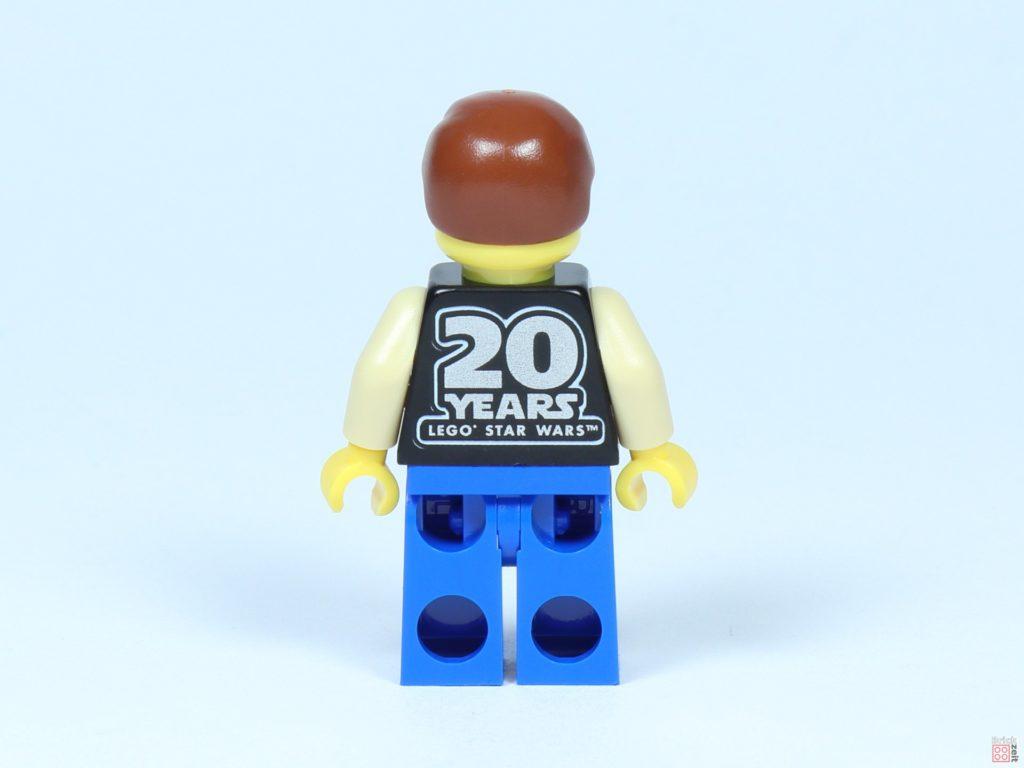 LEGO® Star Wars™ 75262 - Han Solo, Rückseite | ©2019 Brickzeit