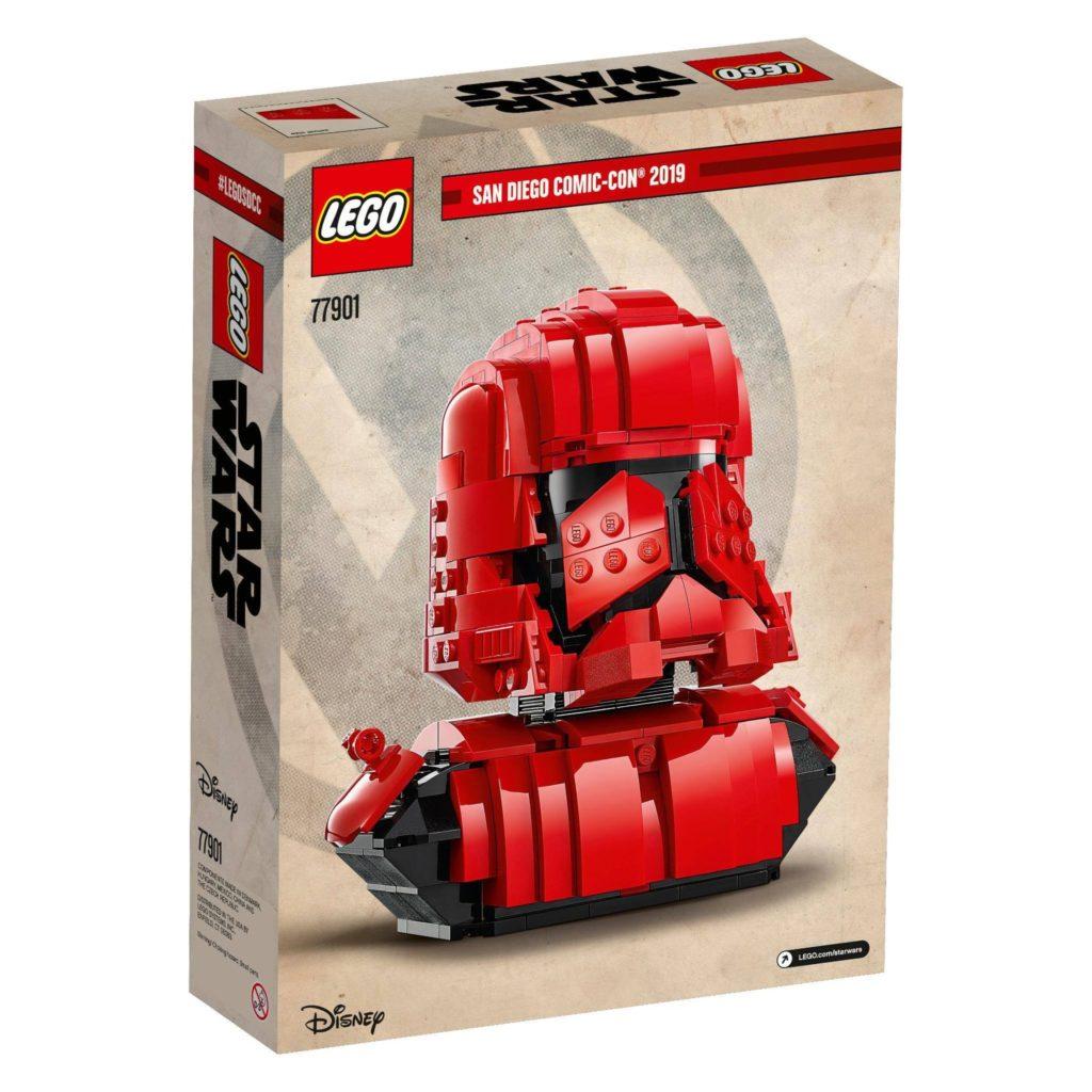 LEGO® Star Wars 77901 Sith Trooper Bust - Bild 1 | ©LEGO Gruppe