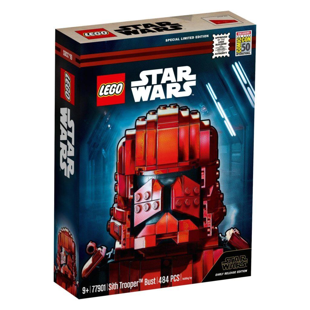 LEGO® Star Wars 77901 Sith Trooper Bust - Bild 2 | ©LEGO Gruppe