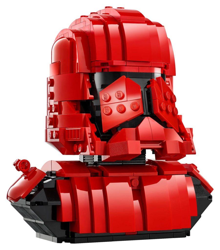 LEGO® Star Wars 77901 Sith Trooper Bust - Bild 3 | ©LEGO Gruppe