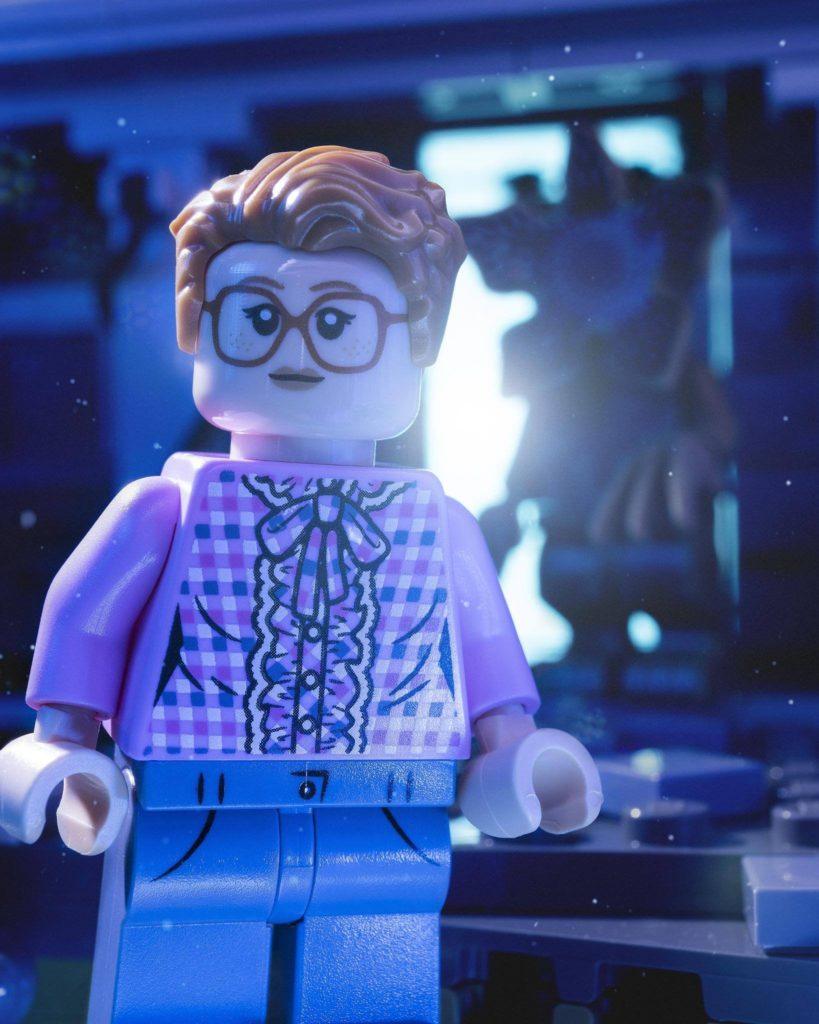 LEGO® Stranger Things Barb Minifigur - Bild 4 | ©LEGO Gruppe
