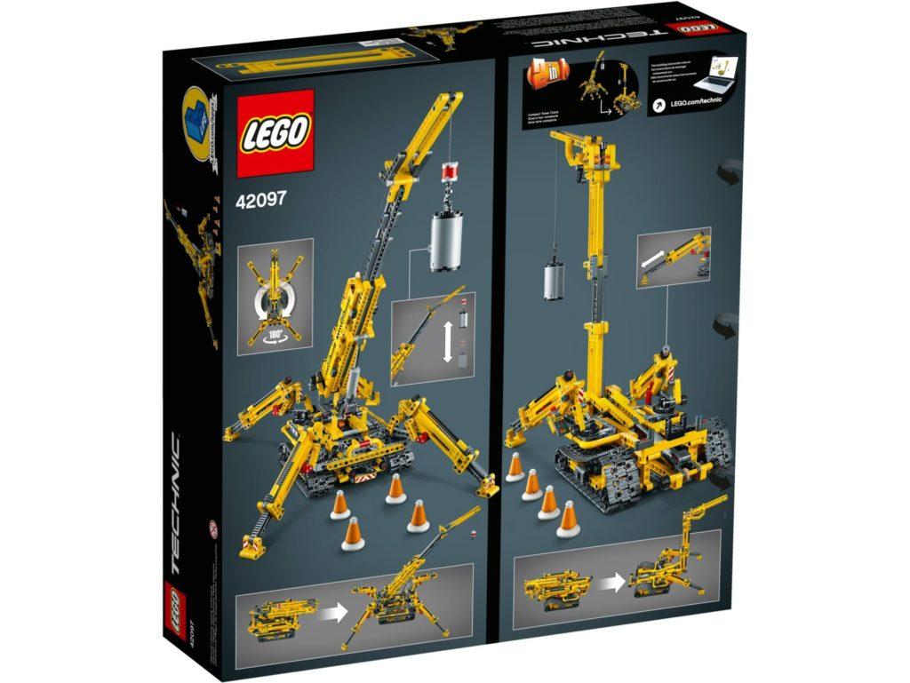 LEGO® Technic 42097 Spinnen-Kran | ©LEGO Gruppe