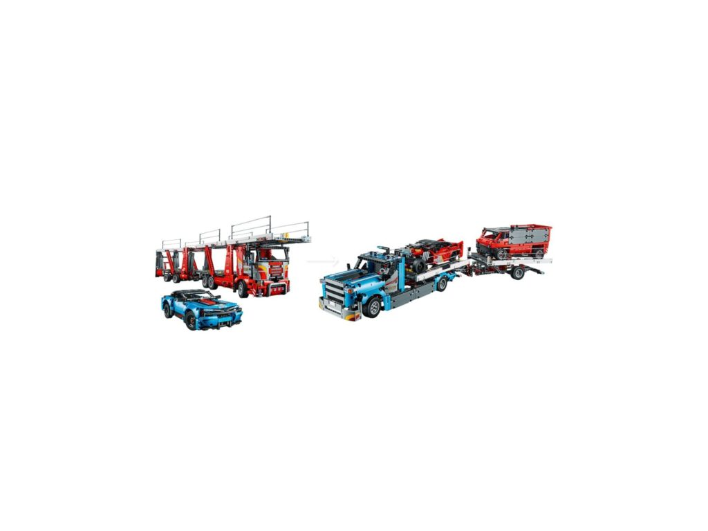 LEGO® Technic 42098 Autotransporter | ©LEGO Gruppe