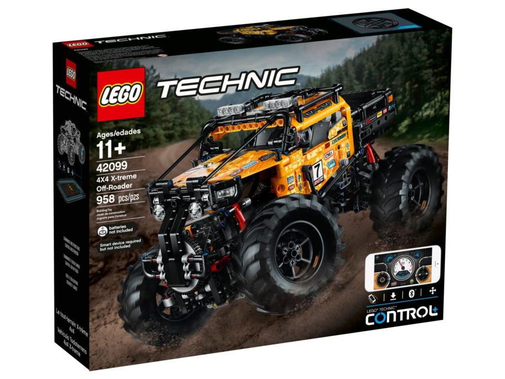 LEGO® Technic 42099 Allrad Xtreme-Geländewagen | ©LEGO Gruppe