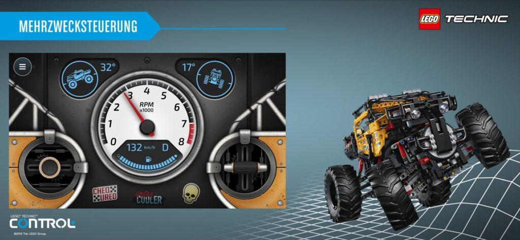 LEGO® Technic Control+ App - Bild 1