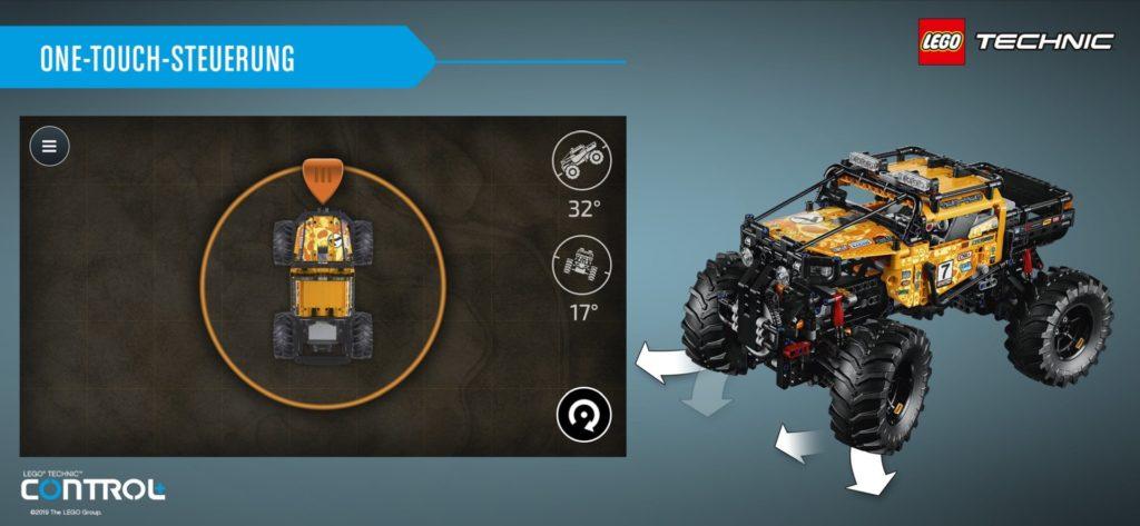 LEGO® Technic Control+ App - Bild 2