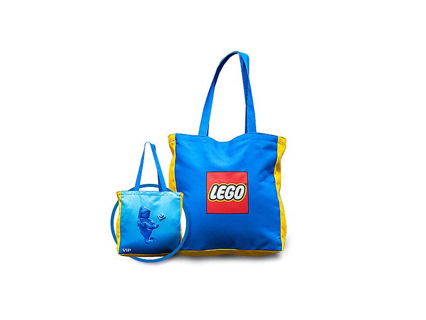 LEGO® VIP-Canvastasche zum Wenden (5005910) | ©LEGO Gruppe