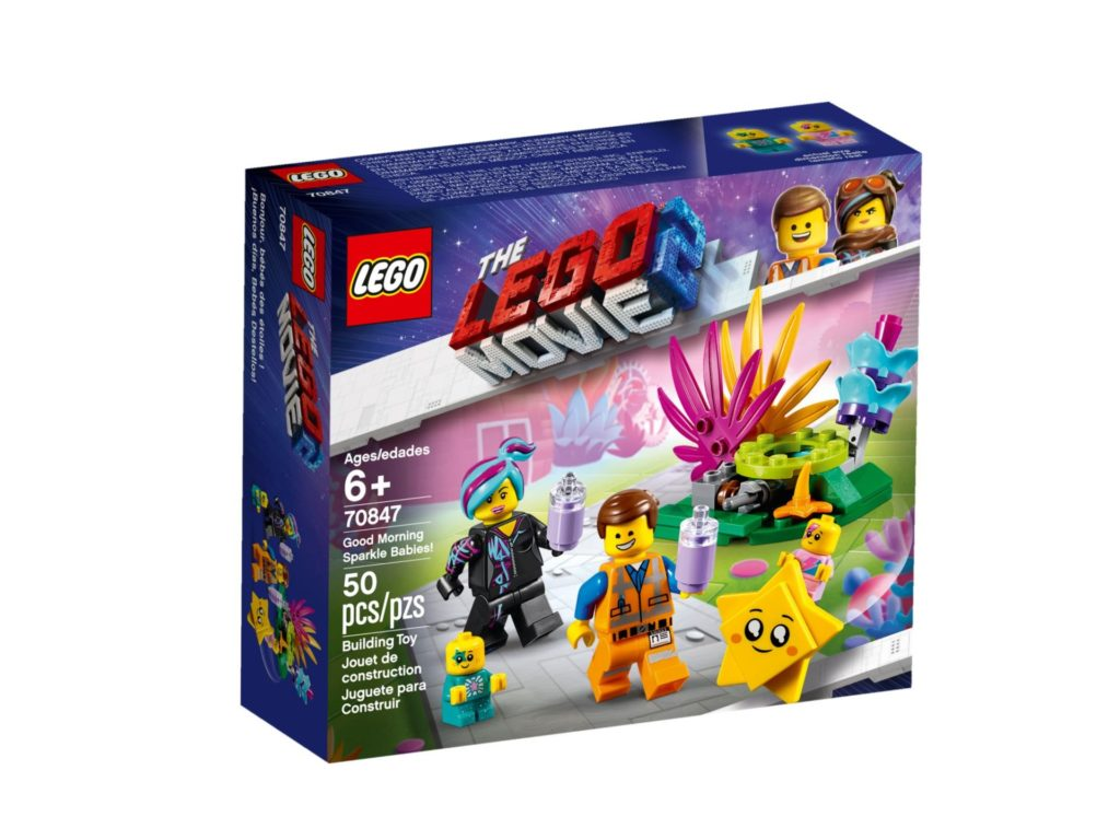 The LEGO® Movie 2 70847 Good Morning Sparkle Babies - Bild 2 | ©LEGO Gruppe