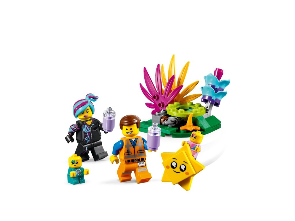 The LEGO® Movie 2 70847 Good Morning Sparkle Babies - Bild 3 | ©LEGO Gruppe