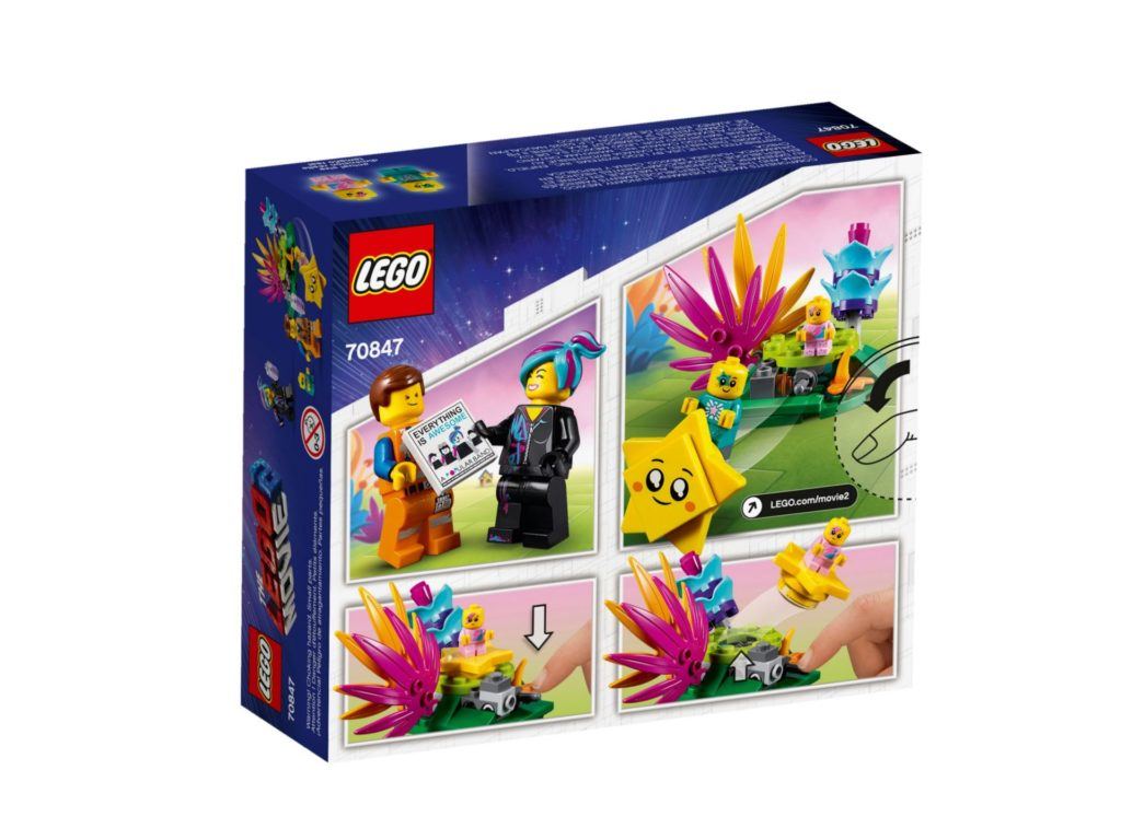The LEGO® Movie 2 70847 Good Morning Sparkle Babies - Bild 5 | ©LEGO Gruppe