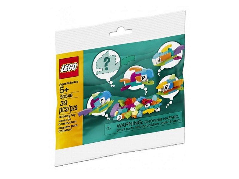 LEGO® 30545 Freies Bauen: Fische Polybag | ©LEGO Gruppe