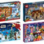 LEGO® Adventskalender 2019 in der Übersicht
