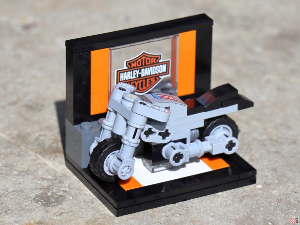 LEGO Harley-Davidson Minimodell - endlich meins ;-) | ©2019 Brickzeit