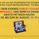 LEGO Harley-Davidson Minimodell - Bauaktion | ©2019 Brickzeit