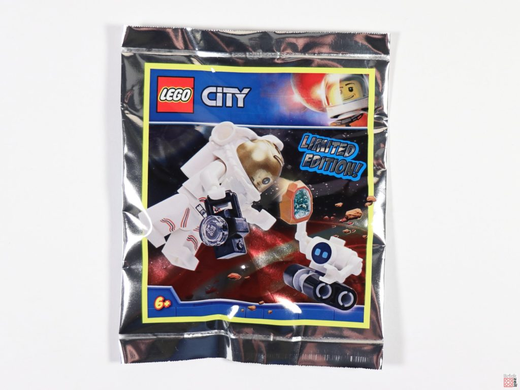 LEGO® City Magazin September 2019 (Nr.8) - Polybag Item-Nr. 951908 | ©2019 Brickzeit