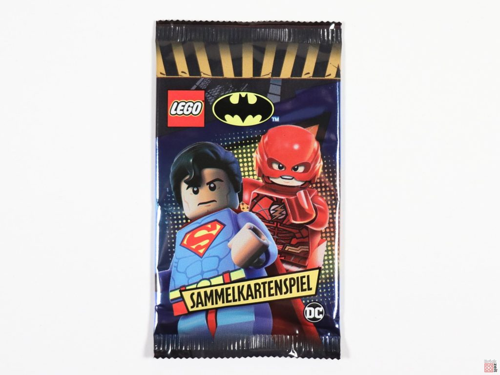 LEGO® City Magazin September 2019 (Nr.8) - Batman Sammelkarten | ©2019 Brickzeit