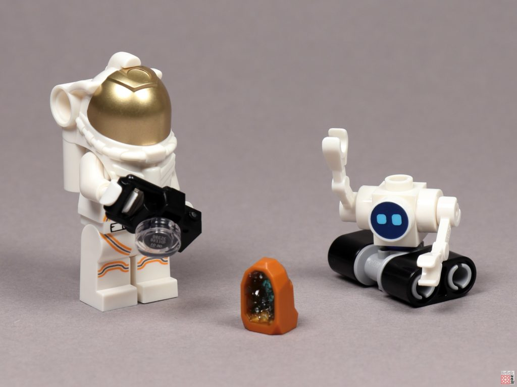LEGO® City Astronaut Polybag Item-Nr. 951908 - Set | ©2019 Brickzeit
