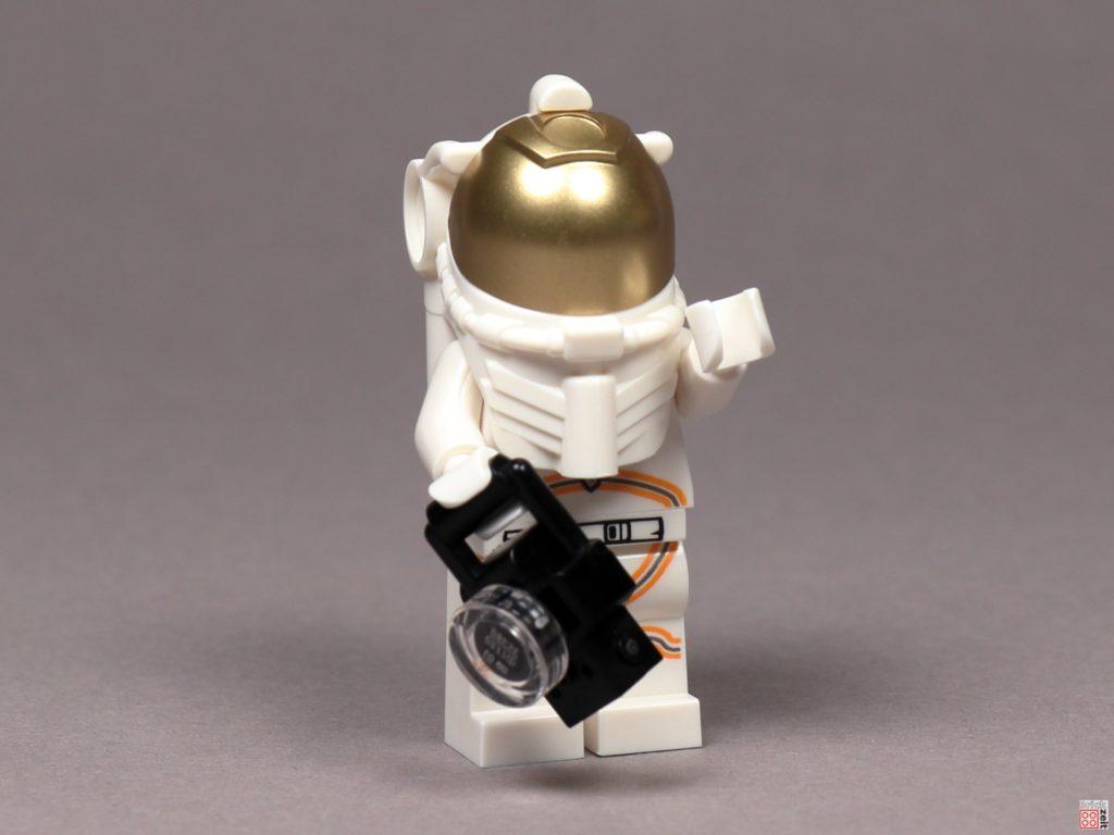 LEGO® City Astronaut mit Kamera | ©2019 Brickzeit