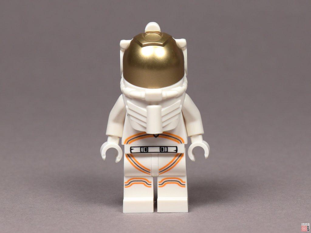 LEGO® City Astronaut - Vorderseite | ©2019 Brickzeit