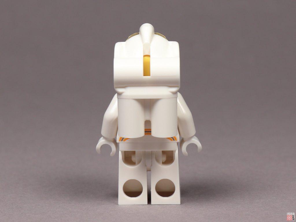 LEGO® City Astronaut - Rückseite | ©2019 Brickzeit