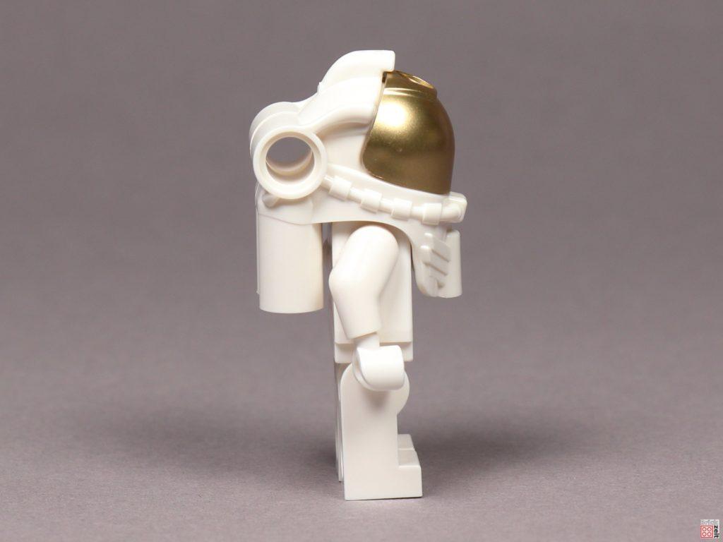 LEGO® City Astronaut - rechte Seite | ©2019 Brickzeit