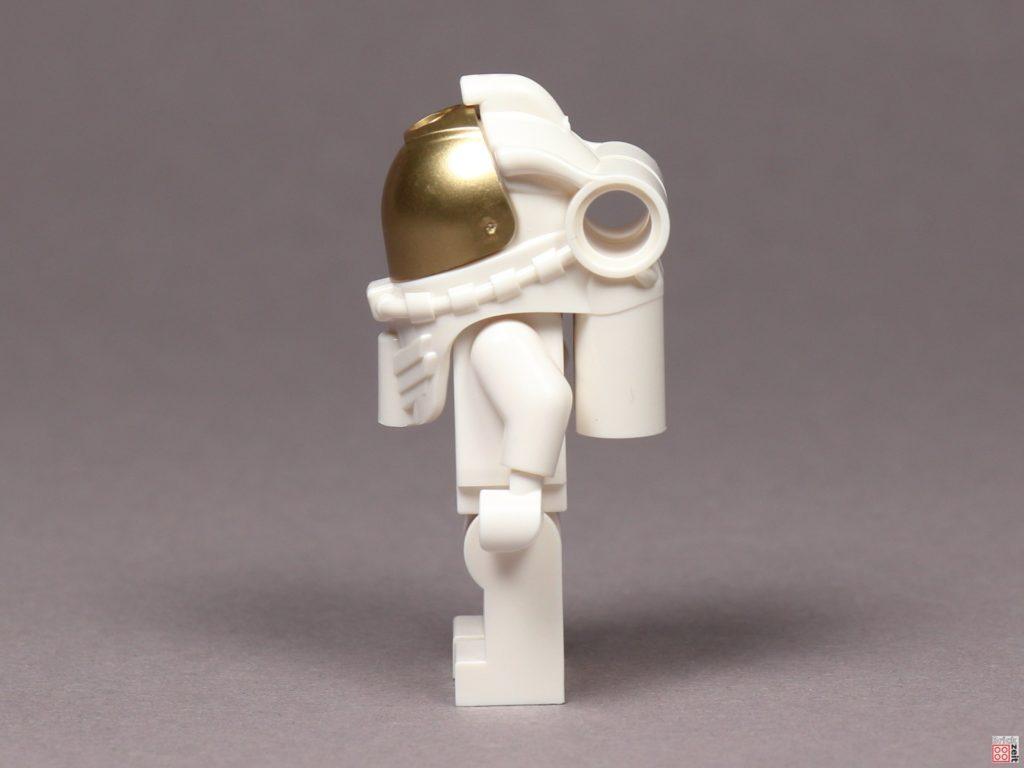 LEGO® City Astronaut - linke Seite | ©2019 Brickzeit
