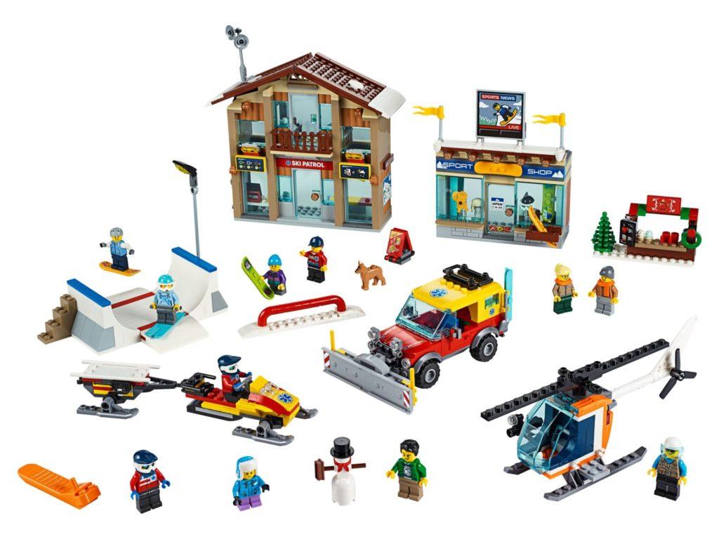 LEGO City 60203 Ski Resort | LEGO Gruppe