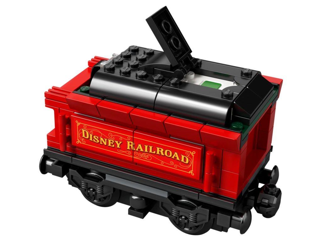 LEGO® 71044 Disney Zug mit Bahnhof - Powerd Up Hub | ©LEGO Gruppe