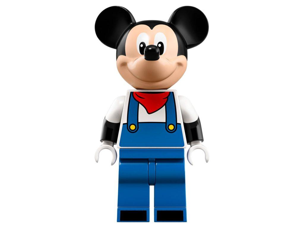 LEGO 71044 Disney Zug mit Bahnhof - Micky Maus | ©LEGO Gruppe