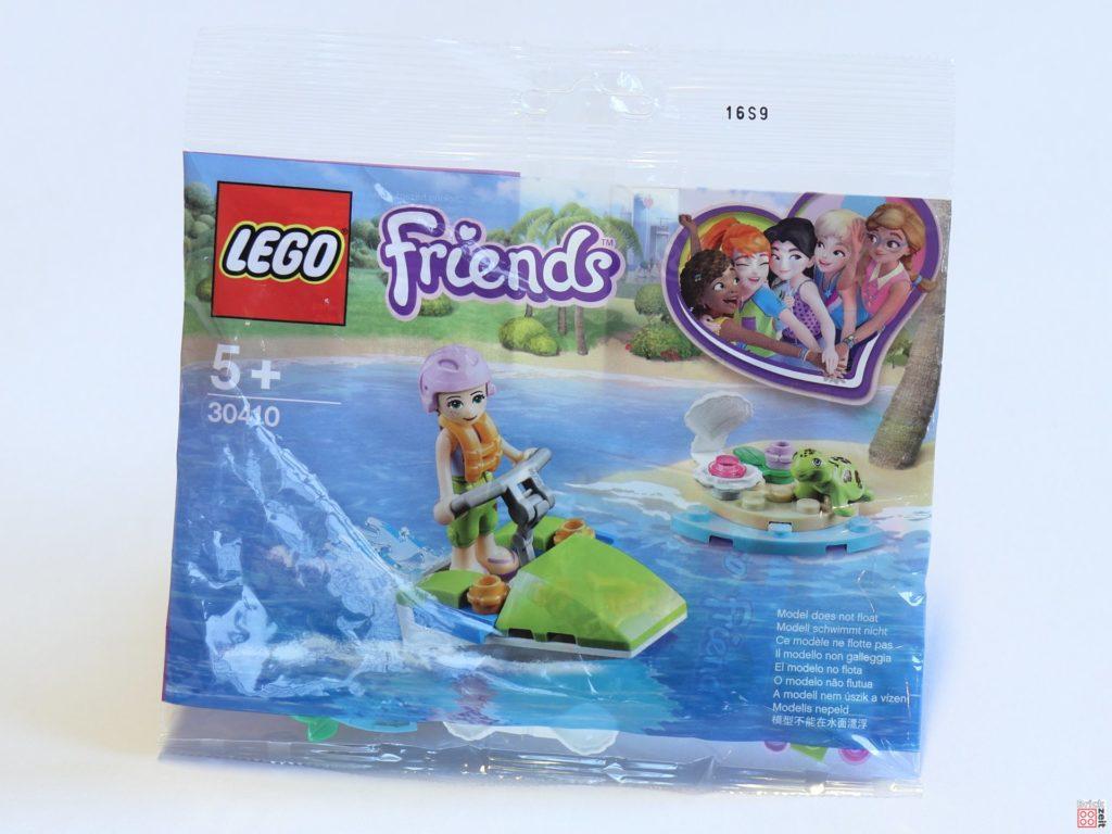 LEGO® Friends 30410 Mias Schildkröten Rettung Polybag | ©2019 Brickzeit