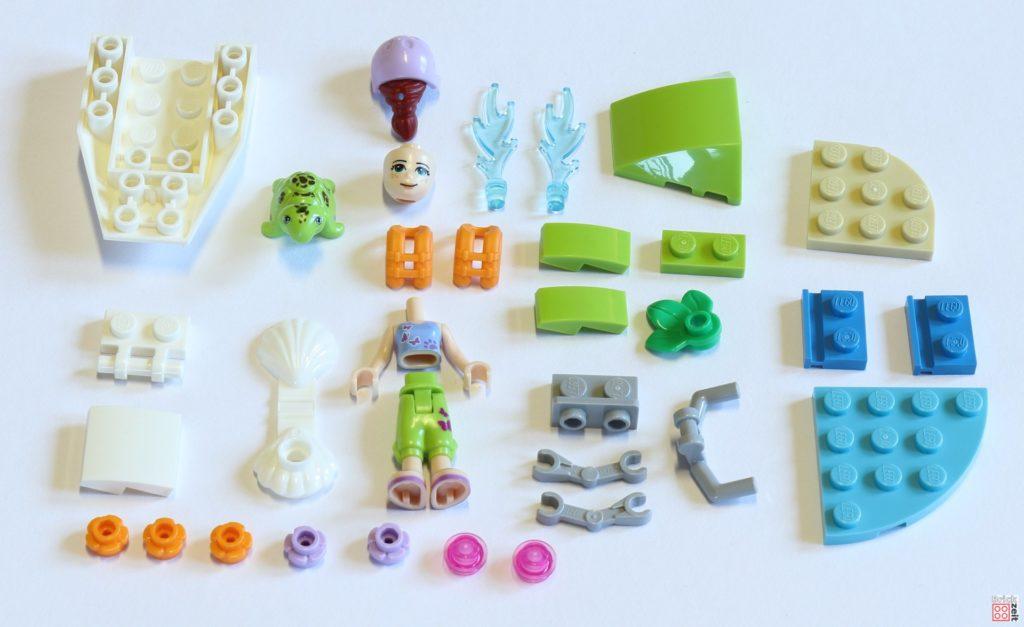 LEGO® Friends 30410 Mias Schildkröten Rettung Polybag - Inhalt | ©2019 Brickzeit