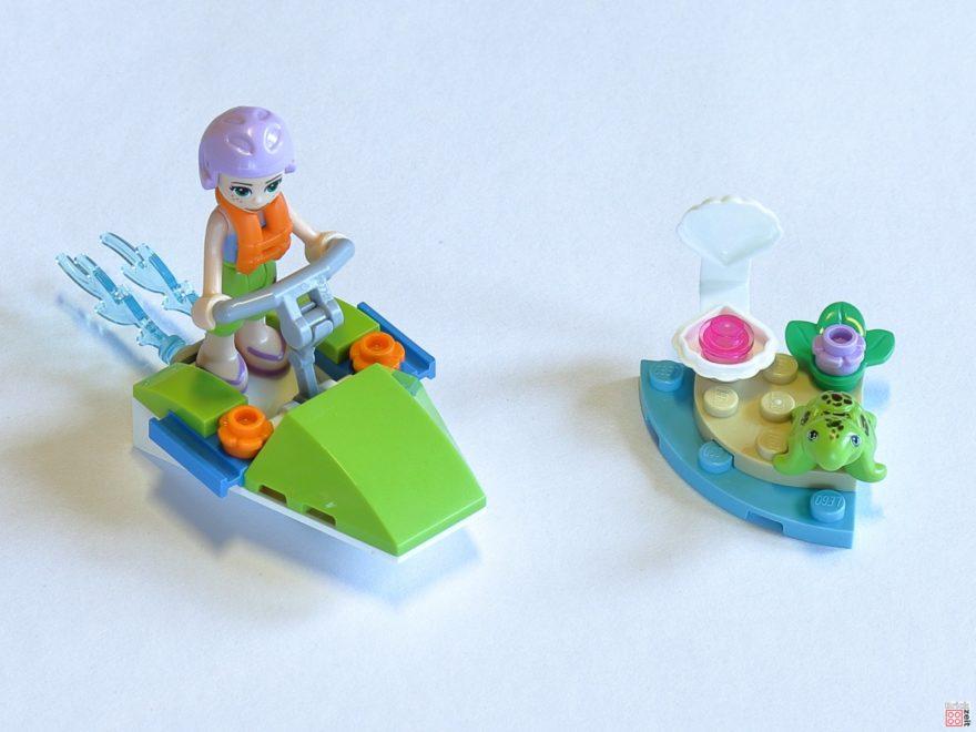 Review - LEGO® Friends 30410 Mias Schildkröten Rettung Polybag | ©2019 Brickzeit