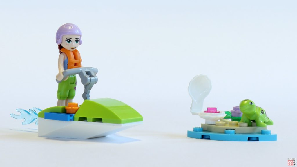 LEGO® Friends 30410 Mias Schildkröten Rettung Polybag - Set | ©2019 Brickzeit