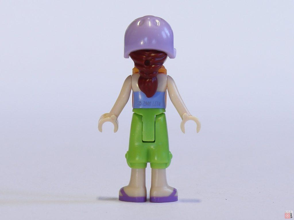 LEGO® Friends 30410 Mia mit Helm, Rückseite | ©2019 Brickzeit