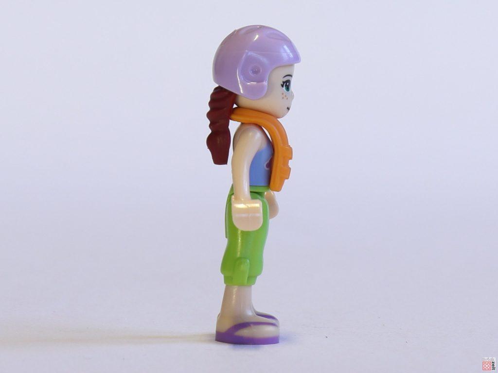 LEGO® Friends 30410 Mia mit Helm, rechte Seite | ©2019 Brickzeit