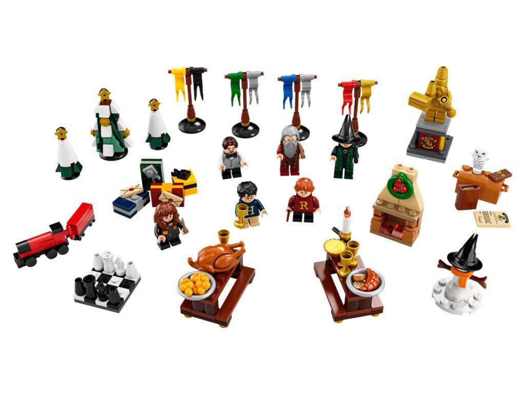 LEGO Harry Potter 75964 Adventskalender 2019 - Inhalt | ©LEGO Gruppe
