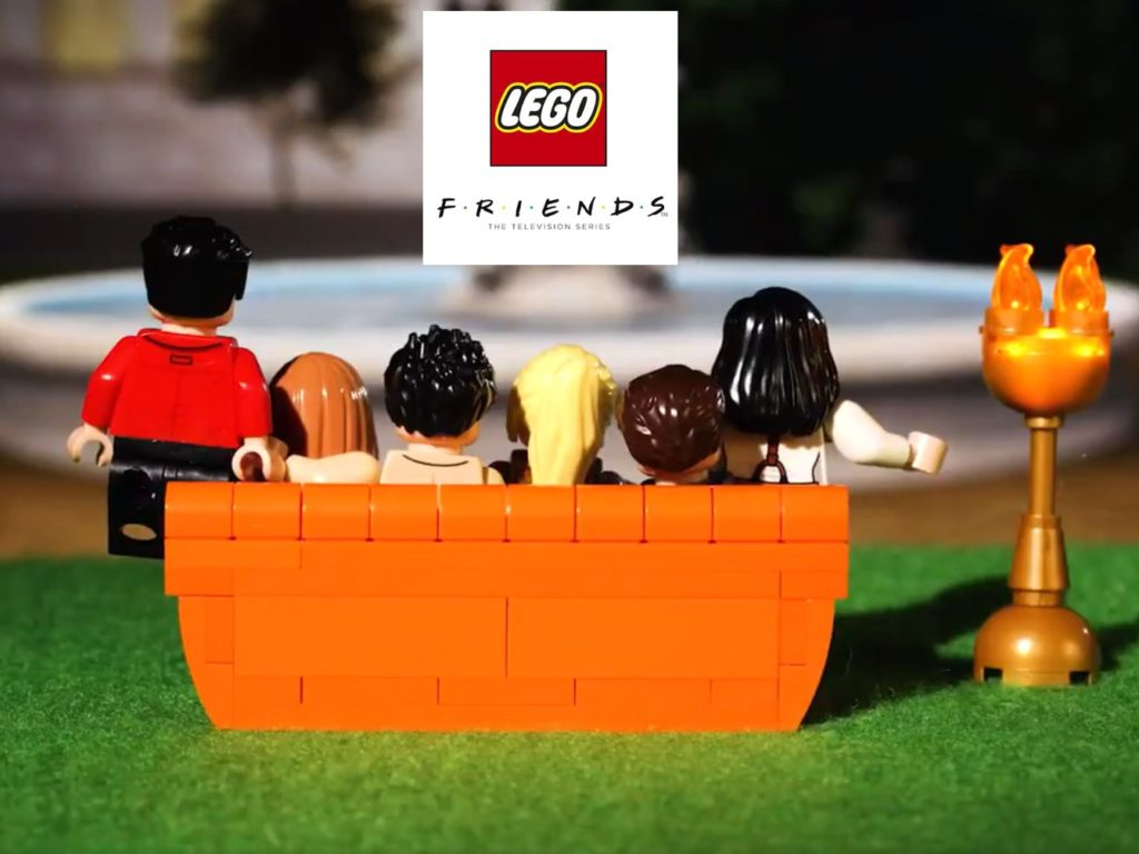 LEGO Ideas 21319 Friends - The Central Perk Coffee | ©LEGO Gruppe