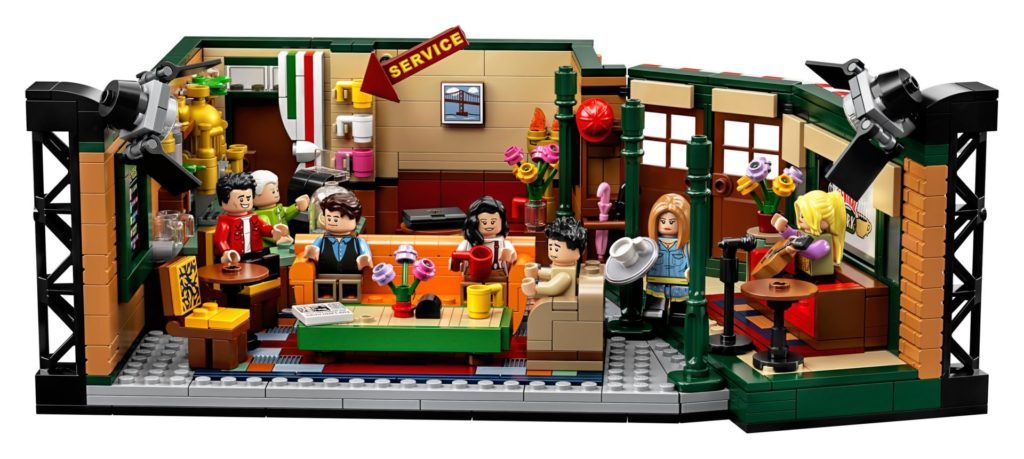 LEGO® Ideas 21319 Central Perk aus F.R.I.E.N.D.S™ -Bild 2 | LEGO Gruppe