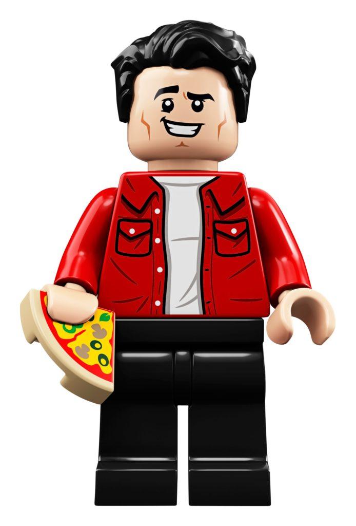LEGO® Ideas 21319 F.R.I.E.N.D.S™ - Joey | LEGO Gruppe