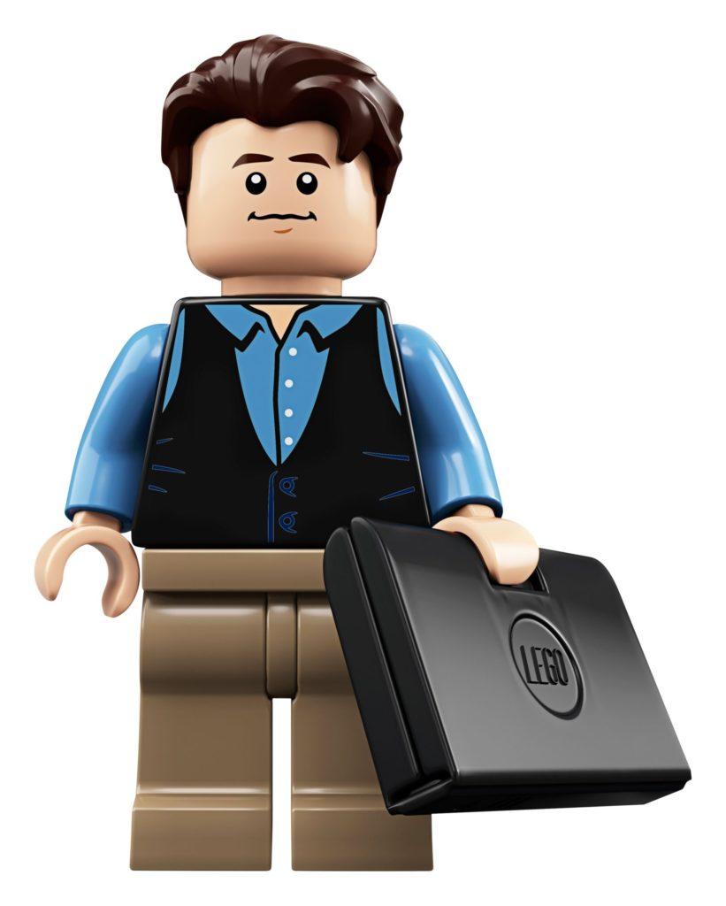 LEGO® Ideas 21319 F.R.I.E.N.D.S™ - Chandler | LEGO Gruppe