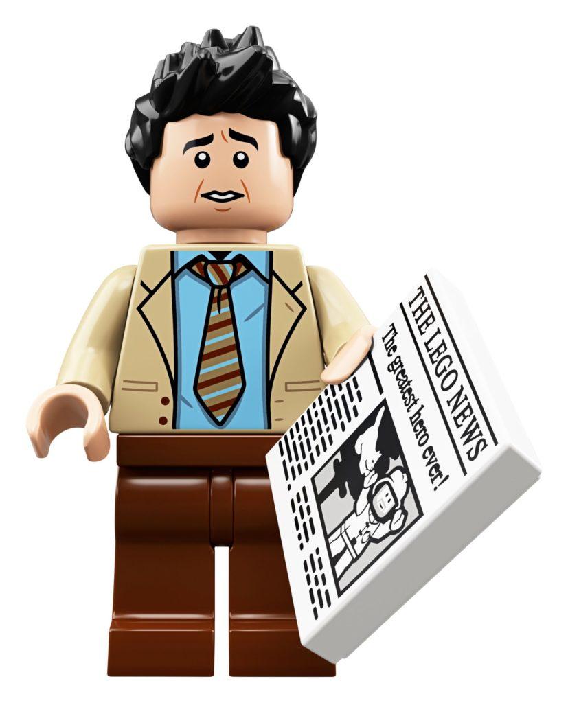 LEGO® Ideas 21319 F.R.I.E.N.D.S™ - Ross | LEGO Gruppe