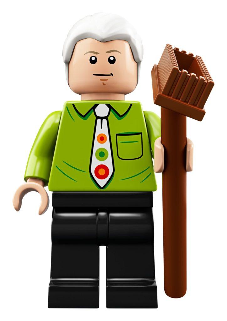 LEGO® Ideas 21319 F.R.I.E.N.D.S™ - Gunther | LEGO Gruppe