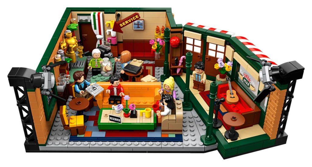LEGO® Ideas 21319 Central Perk aus F.R.I.E.N.D.S™ -Bild 1 | LEGO Gruppe