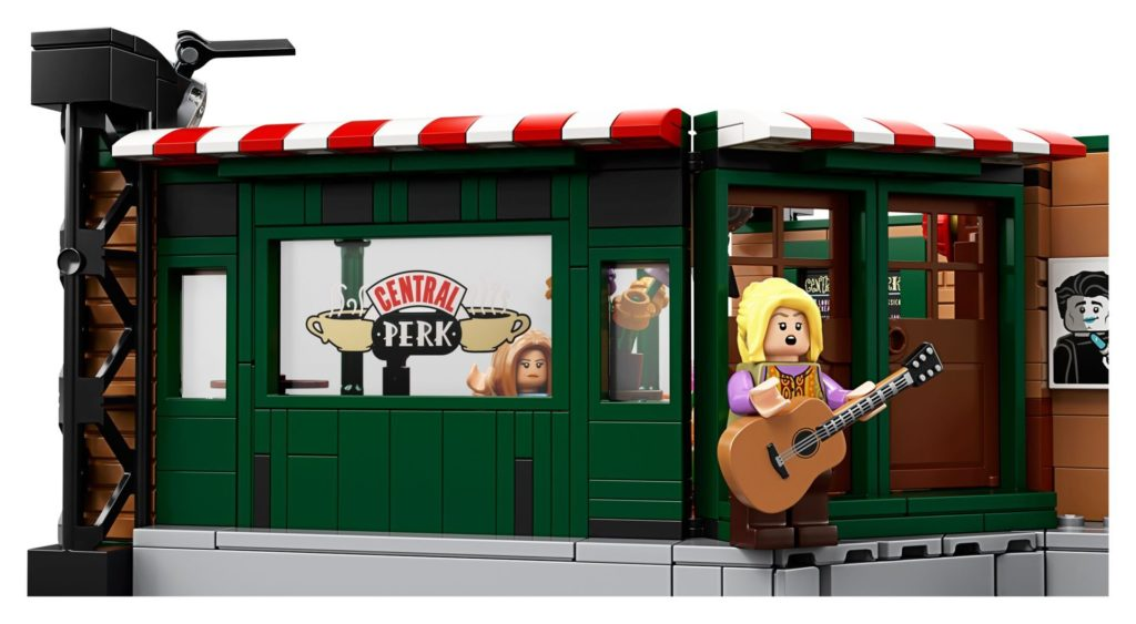 LEGO® Ideas 21319 Central Perk aus F.R.I.E.N.D.S™ -Bild 4 | LEGO Gruppe