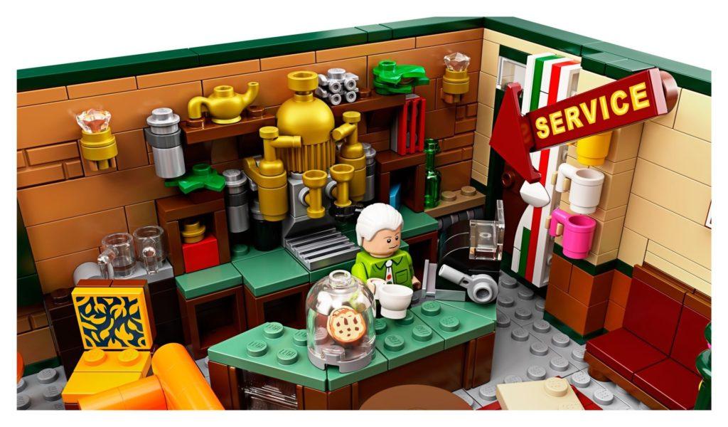 LEGO® Ideas 21319 Central Perk aus F.R.I.E.N.D.S™ -Bild 5 | LEGO Gruppe