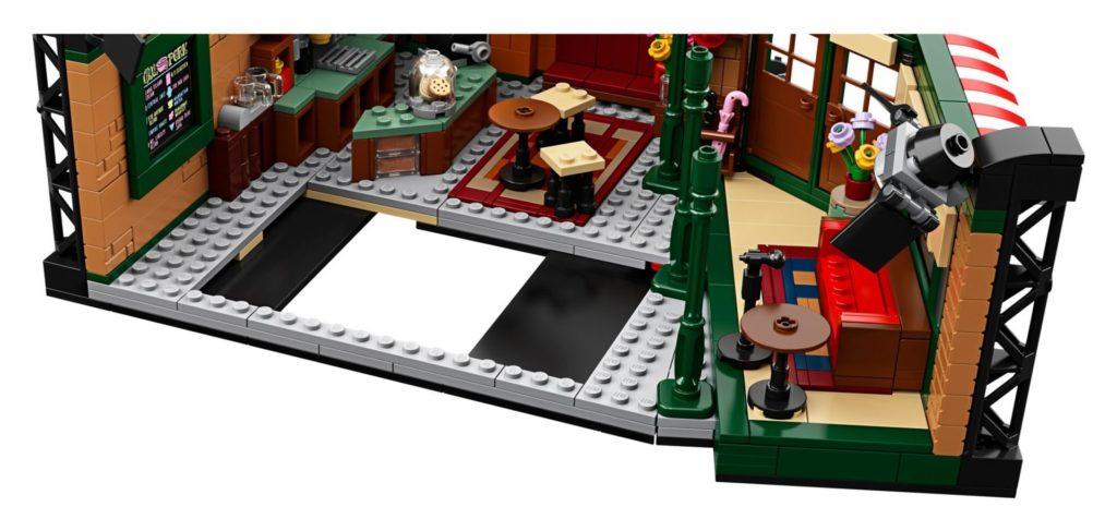 LEGO® Ideas 21319 Central Perk aus F.R.I.E.N.D.S™ -Bild 6 | LEGO Gruppe